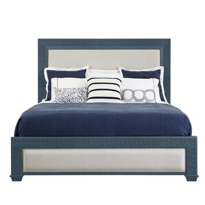 Oasis Upholstered Panel Bed by Coastal Living? by Stanley Furniture