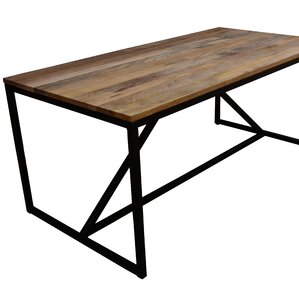 Shery Dining Table by Union Rustic