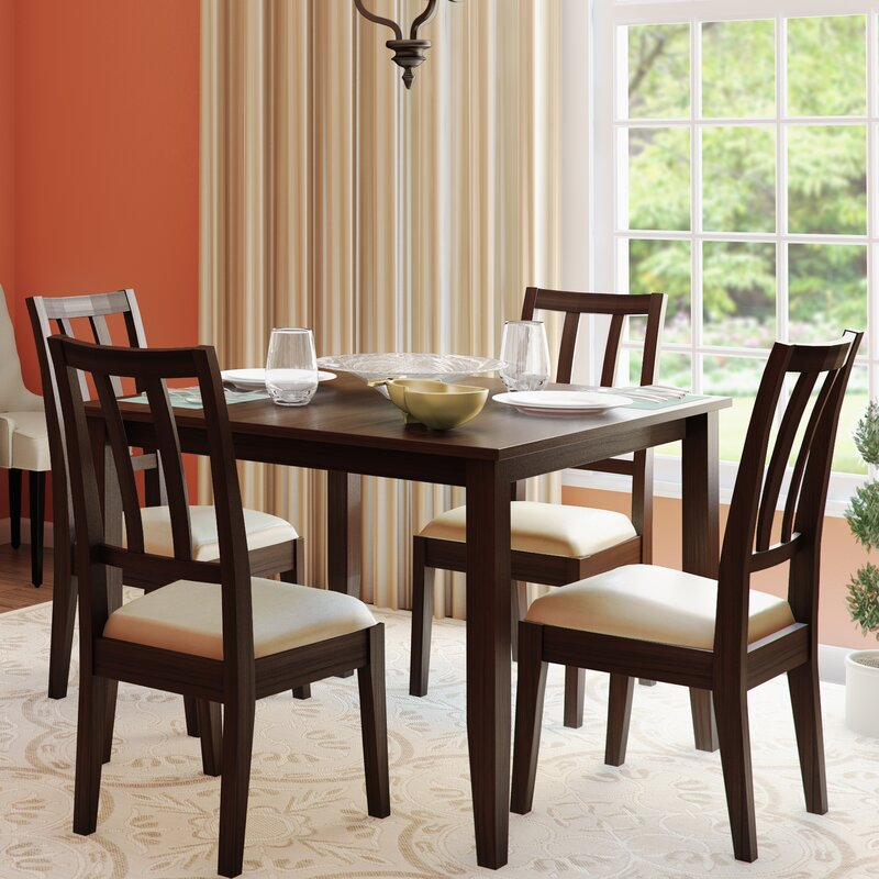 17 Ideas About Cheap Kitchen Tables: Alcott Hill Primrose Road 5 Piece Dining Set & Reviews