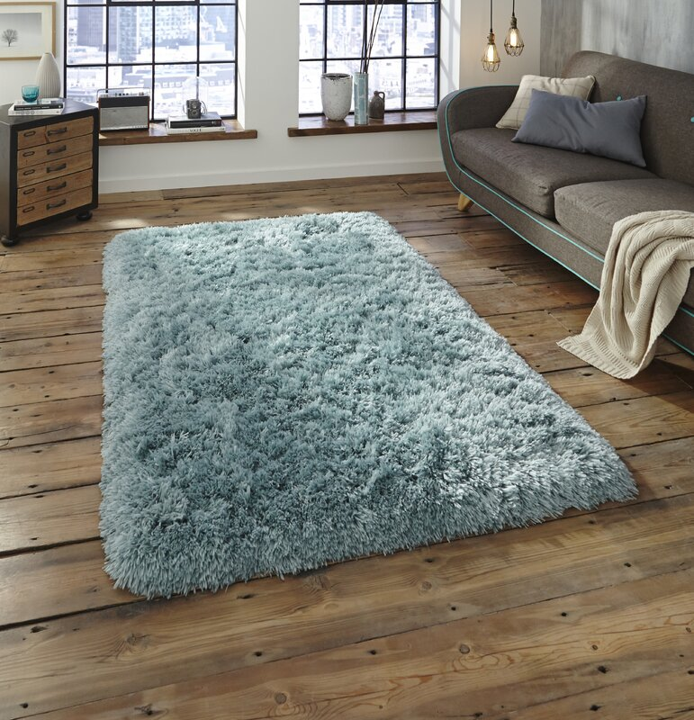 Caracella Polar Pl 95 Hand Tufted Light Blue Rug Amp Reviews