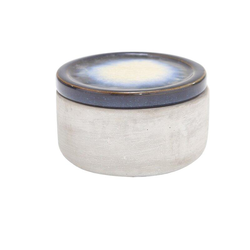 Sagebrook Home Ceramic Covered Box