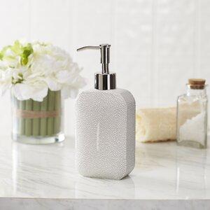 Hewitt Porcelain Lotion Dispenser