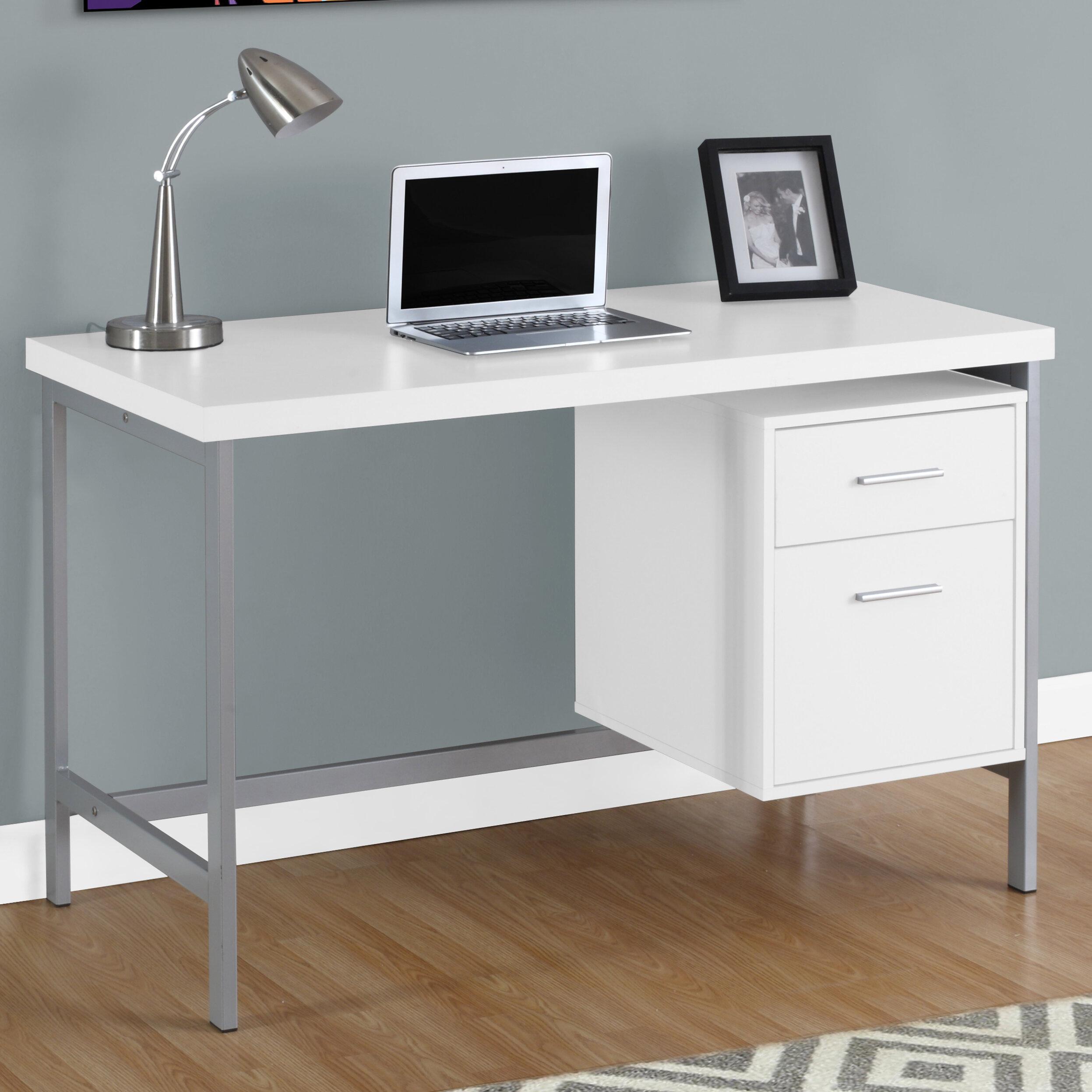 Monarch Specialties Inc. Niles Desk & Reviews | Wayfair
