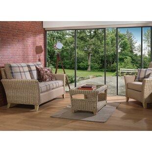 Aspenwood 3 Piece Conservatory Furniture Set by Beachcrest Home