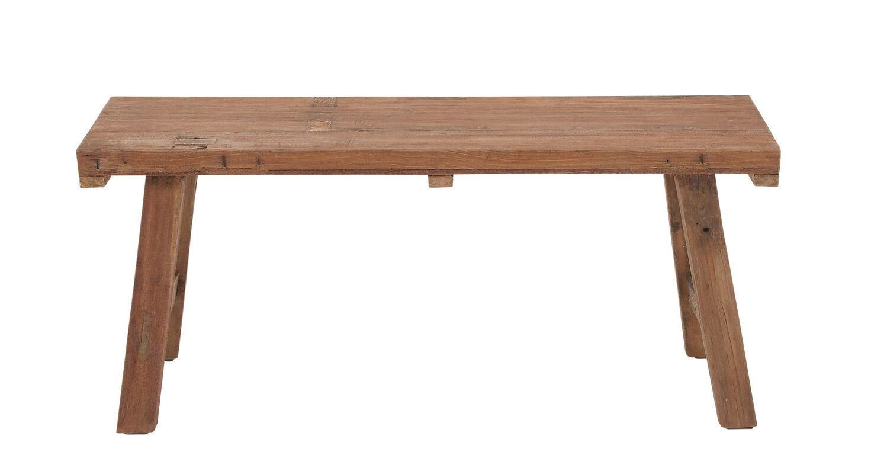 Cole & Grey Wooden Bench & Reviews | Wayfair