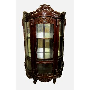 Rococo Curio Cabinet by D-Art Collection