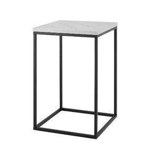Marble Top Side Table Wayfair Co Uk
