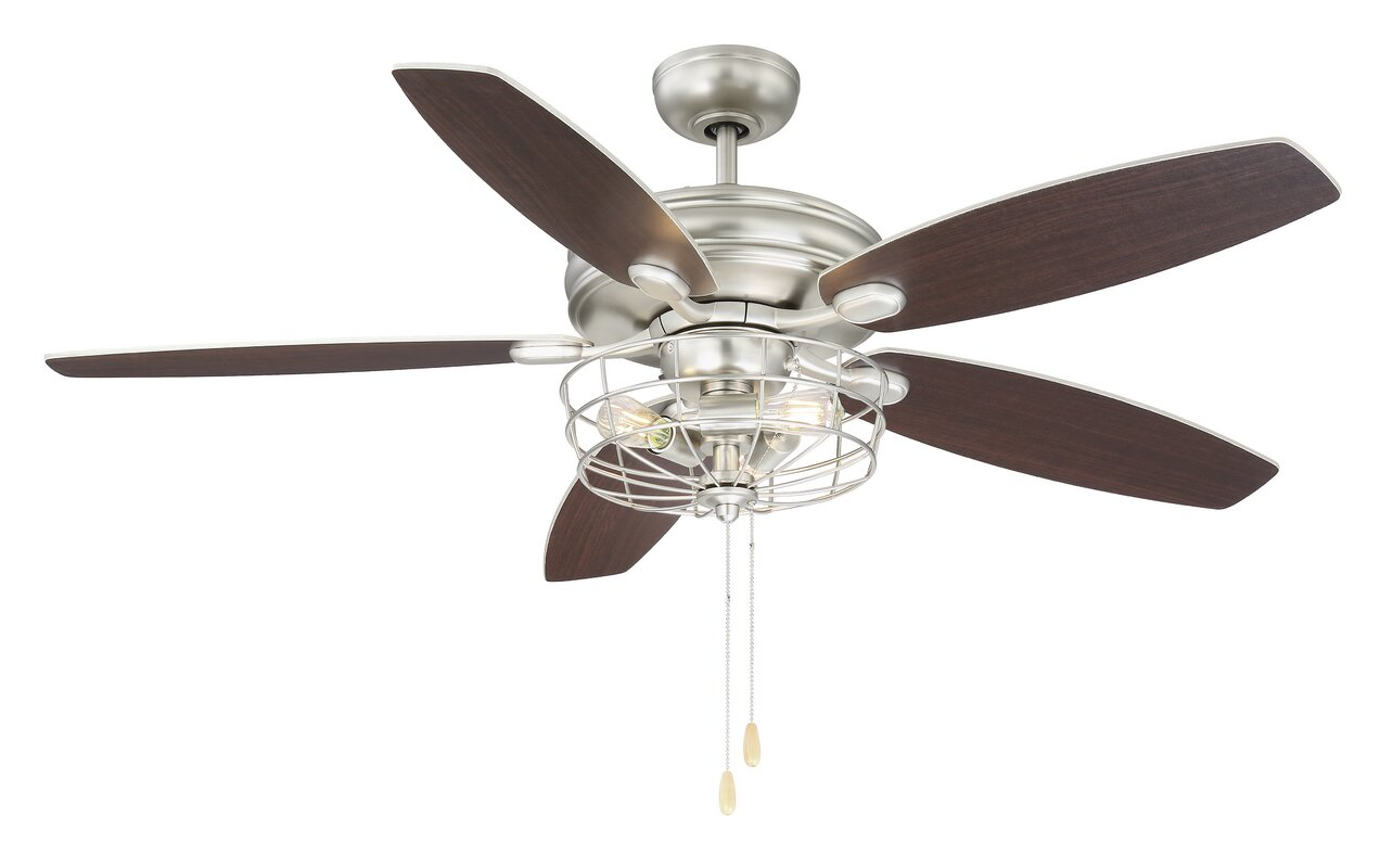 wayfair reviews newsome blade ca hunter fan ceiling lighting in pdp