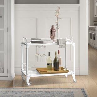 Worthley Mobile Bar Cart