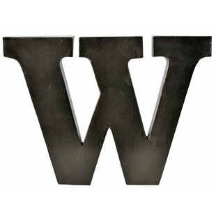 Large Letters Extra Large Metal Letters  Wayfair
