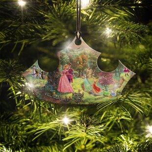 Crown Christmas Ornaments.Queen Crown Ornaments Wayfair Ca