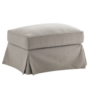 Oyster Bay Stowe Ottoman Slipcover by Lexington