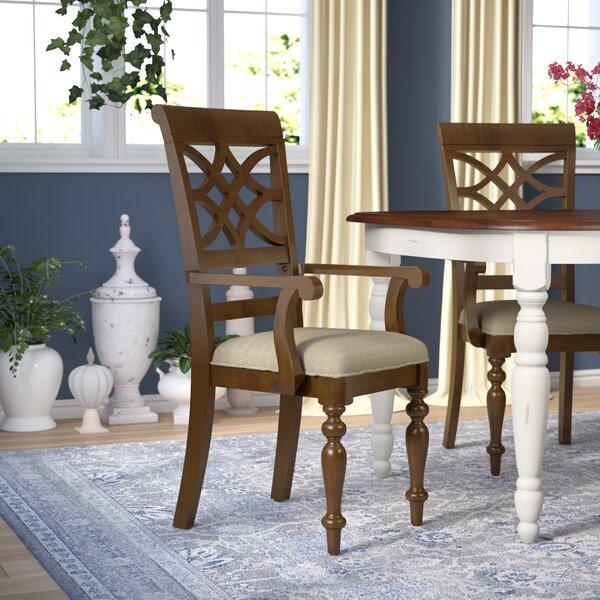 Three Posts Blue Hills Arm Chair & Reviews
