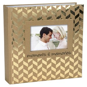 Moments and Memories Picture Album