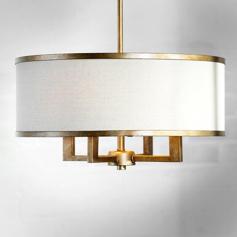 Bisbee 4 light chandelier reviews birch lane bisbee 4 light chandelier aloadofball Images