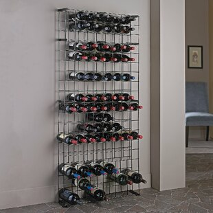 138 Bottle Floor Wine Rack