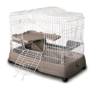 Rabbit Amp Bunny Cages You Ll Love Wayfair