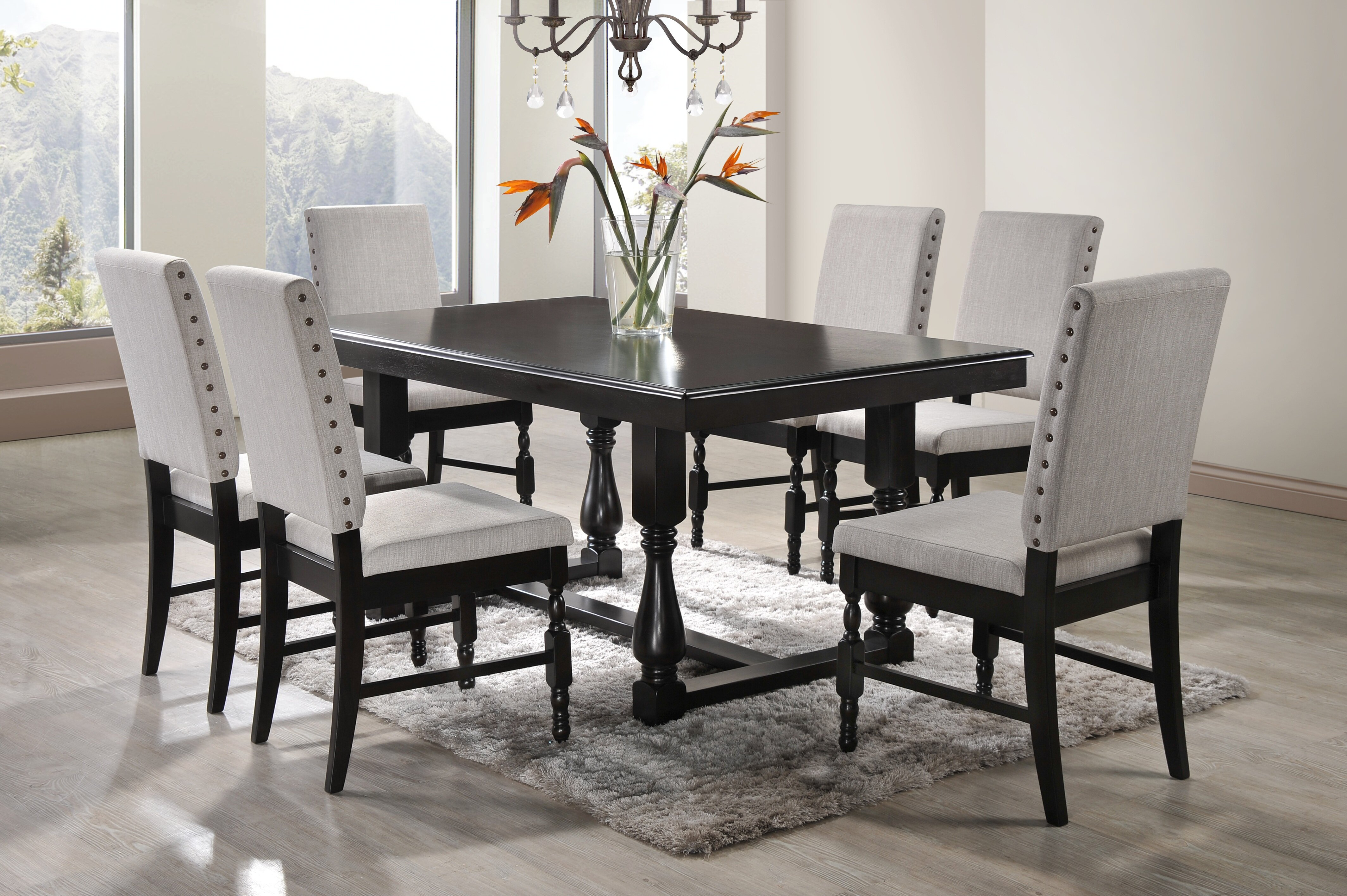 Darby Home Co Dresden Dining Set