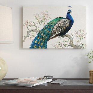 Peacock Wall Art You Ll Love In 2019 Wayfair