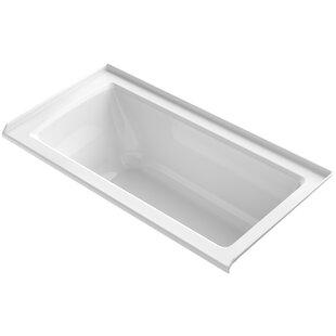 Price Check Archer 60 x 30 Soaking Bathtub Kohler
