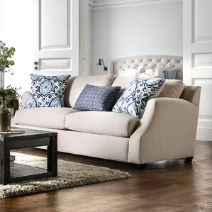 Donaldson Contemporary Sofa by Darby Home Co