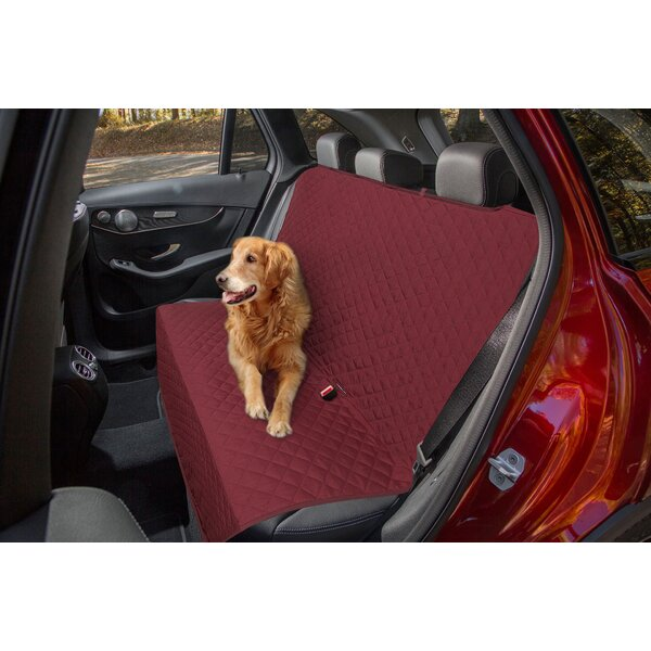 Ingenious Pet Dog Car Seat Cover Pad With Seatbelt Pet Rear Seat Cushion Mat Blanket Hammock Safe Dog Car Seat Back Protector Waterproof Automobiles & Motorcycles