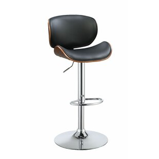 Dimond Adjustable Height Swivel Bar Stool