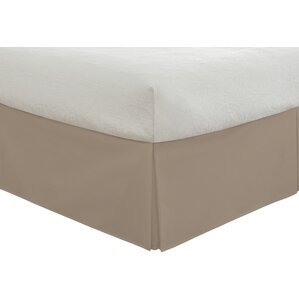 rolande wraparound tailored bed skirt