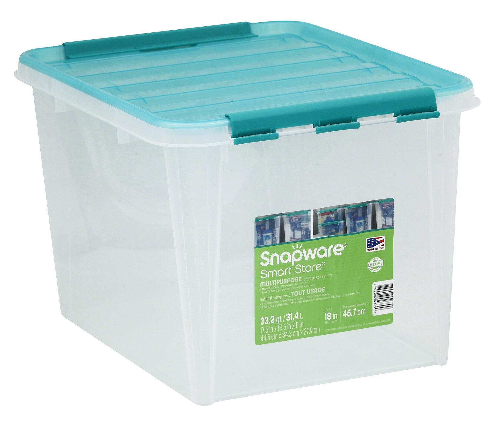 World Kitchen Snapware® Smart Store® Home Storage Container With ...