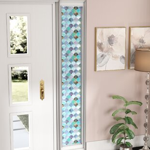 Elledge Peacock Sidelight Window Film