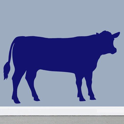 sweetumswalldecals cow wall decal | wayfair.ca