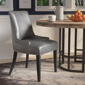 Grey Kitchen & Dining Chairs You\'ll Love | Wayfair