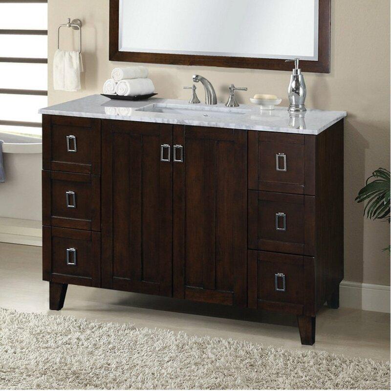 complete bathroom vanity sets. lehigh 48\ complete bathroom vanity sets