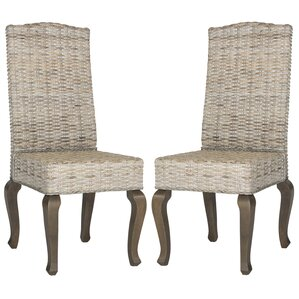 Alsace Parsons Chair (Set of 2) by One Allium Way