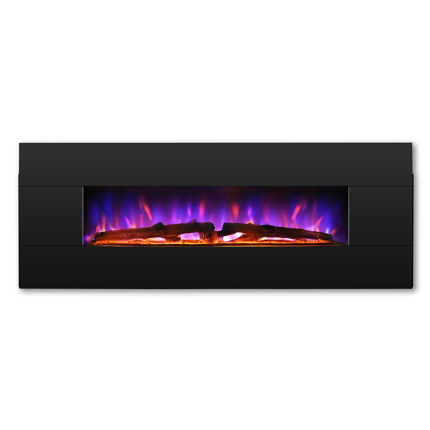 Admirable Turbro Reflektor Wall Mounted Electric Fireplace Reviews Beutiful Home Inspiration Ommitmahrainfo
