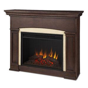 Holbrook Grand Electric Fireplace by Real Fl..