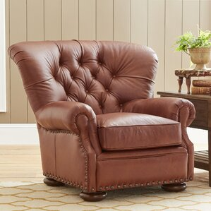 Leather Chairs Youll Love