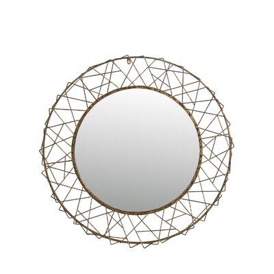 Brayden Studio Bevel Accent Mirror