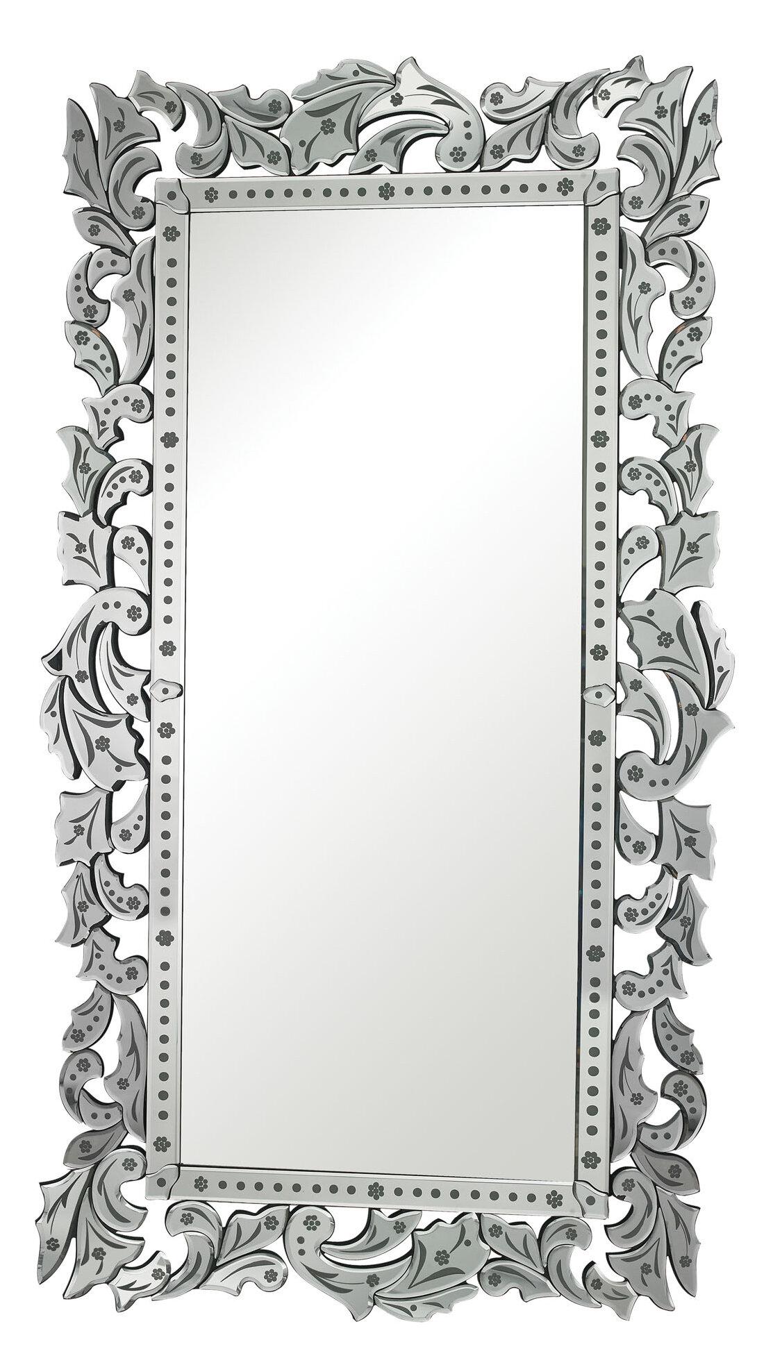 Astoria Grand Dirleton Venetian Full Length Mirror & Reviews | Wayfair