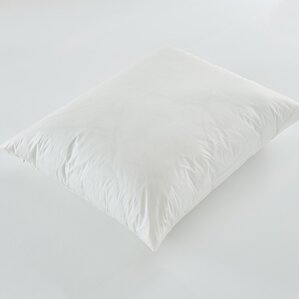 Zippered Polyester Pillow Protector in Off-White by Alwyn Home
