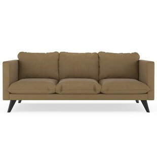 modern contemporary faux suede sofa allmodern rh allmodern com faux suede sofa covers faux suede sofa cleaning