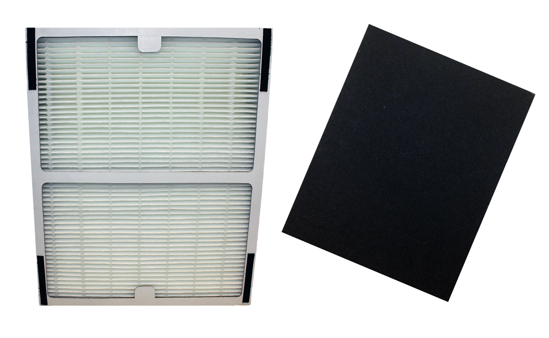 Idylis A HEPA Air Purifier and Carbon Filter Set