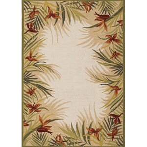 Wallingford Hand-Woven Sand Indoor/Outdoor Area Rug