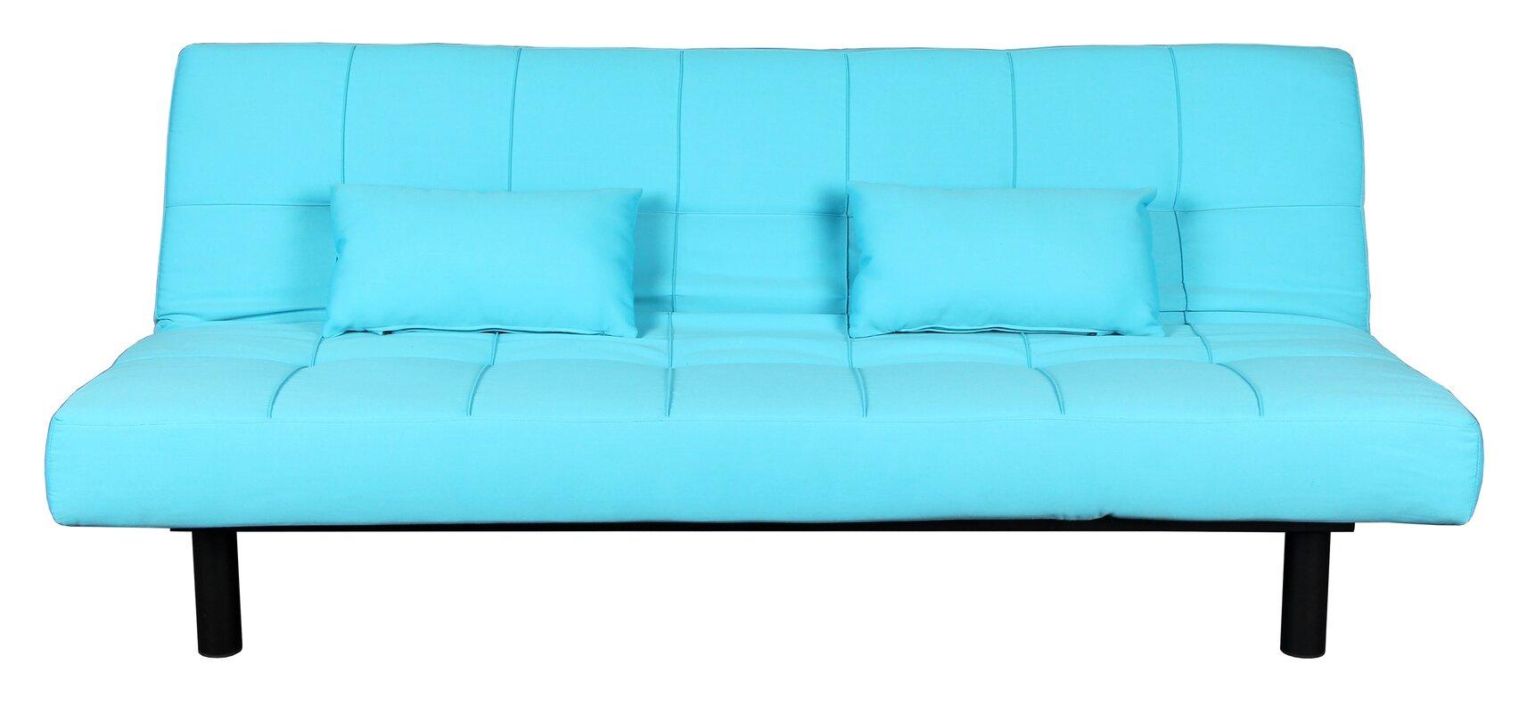 Lovely Contemporary Outdoor Sea Foam Convertible Sofa