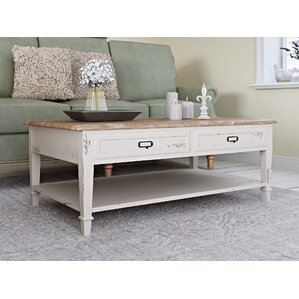 Lark Manor Geernium Coffee Table