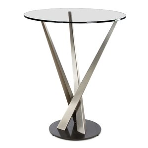 Crystal Pub Table by Elite Modern