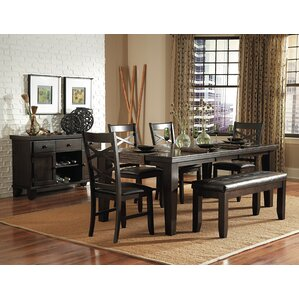 Hawn Dining Table by Woodhaven Hill