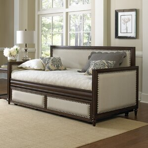 Corvin Traditional Daybed with Trundle by Darby Home Co