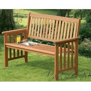 2-Sitzer Gartenbank Camila aus Massivholz von Pa..