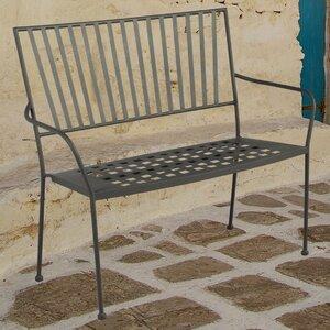 Gartenbank Aurel aus Stahl von GardenToHome